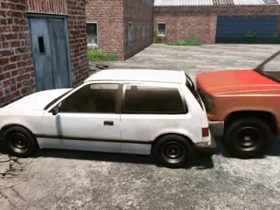 BeamNG_New cars, intervehicle collision, breaking glass, and more!