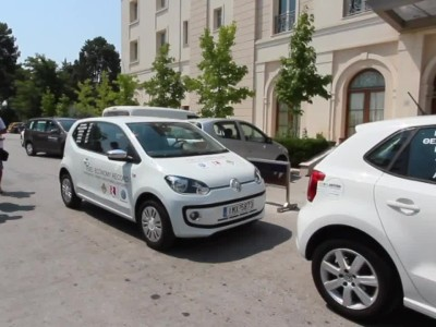 Driving Academy attempts Greek Fuel Economy record Day 4