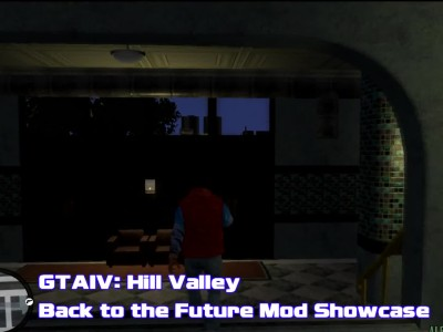 Grand Theft Auto IV: Hill Valley