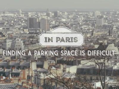Flipper parking στο Παρίσι
