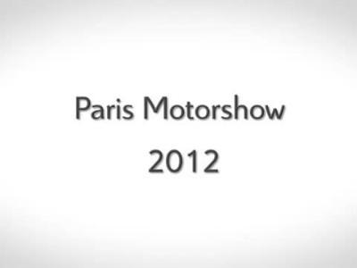 CITROEN Paris Motor Show 2012- Live Coverage