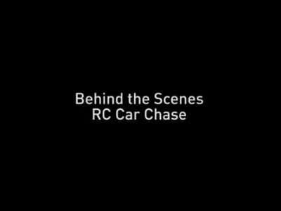The Greatest RC Car Chase Ever_Behind the Scenes