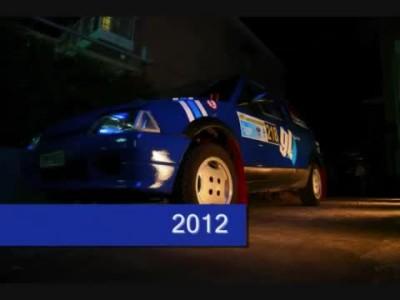 Citroen AX @ greek gravel rallies - 2012 review