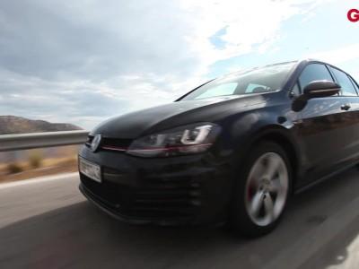 VW Golf GTI MK7 GOCAR TEST DRIVE
