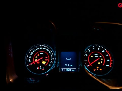 Chevrolet Camaro Cabrio GOCAR TEST DRIVE