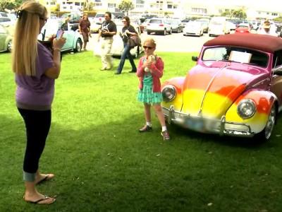 Volkswagen Road Trip and Car Show - Treffen 15 Vintage