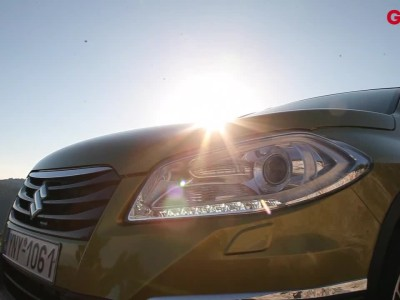 Suzuki SX4 S-CROSS TEST DRIVE_2013