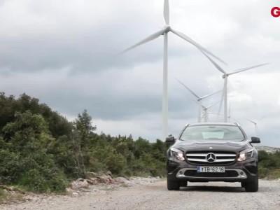 GOCAR TEST Mercedes-Benz GLA 250