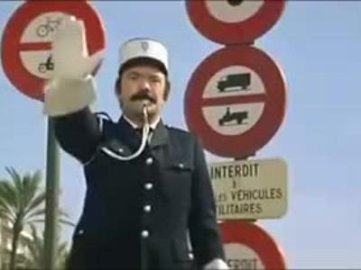 Louis de Funes - Fiat 124 Coupe - L homme orchestre