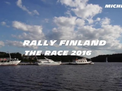 WRC Rally Finland 2016 - Michelin Motorsport - Highlights