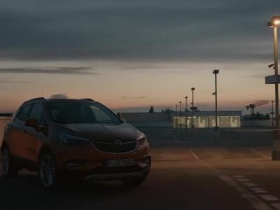 Opel Mokka X 2016 - adaptive lights