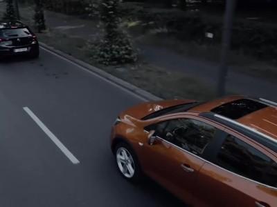 Opel Mokka X 2016 - safety