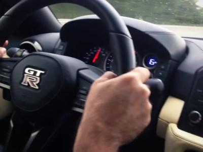 Nissan GT-R Gocar Road Trip day2