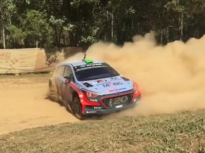 2016 Australia Rally / Hayden Paddon