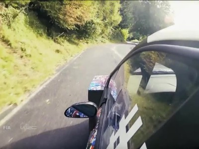 World Rally Cars 2017 video