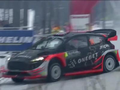 WRC 2017 Sweden Leg 3