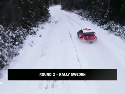 WRC Rally Sweden 2017 Review