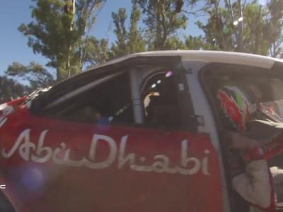 Kris Meeke crashes Rally Argentina 2017