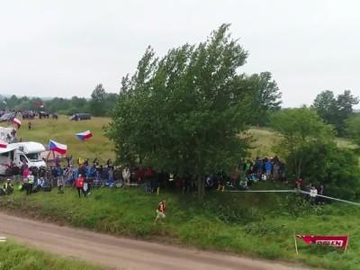 Rally Poland 2017 shakedown