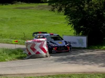 Tanak wins Rally Germany 2017
