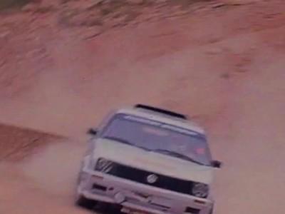 VW Golf twin engine 1987 Pikes Peak