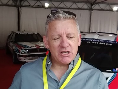 Rally Legend 2017 Nicky Grist