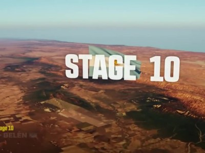 Rally Dakar 2018 Stage 10