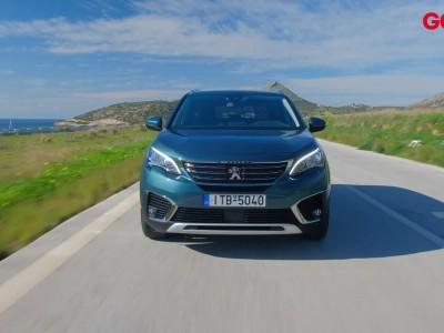 GOCAR TEST - Peugeot 5008 1.6 BlueHDi 120 ΕΑΤ6