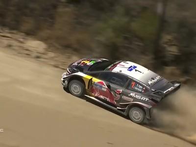 WRC 2018 Mexico Rally