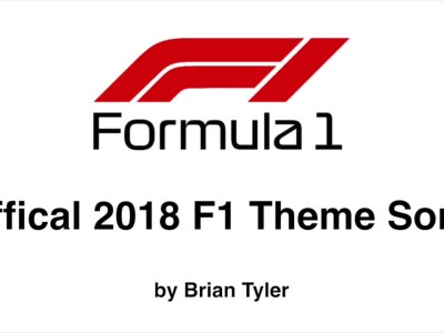 Formula 1 Official Theme Song