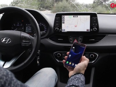Hyundai i30 -  Android Auto by Gocar
