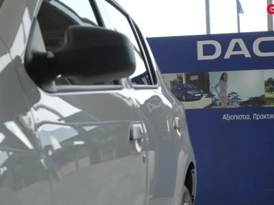 GOCAR TEST - Dacia Sandero Stepway 1.5 dCi
