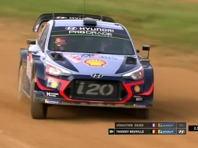 WRC Rally Italia 2018 - Ogier vs Neuville