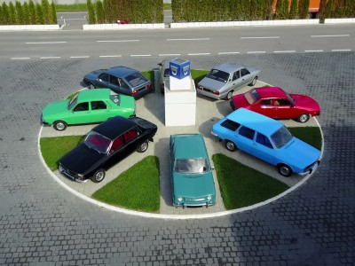 Dacia 50 years - heritage collection