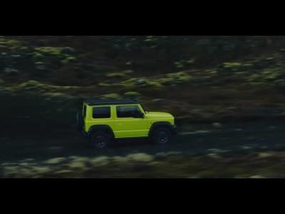 Suzuki Jimny 2018 promotional video