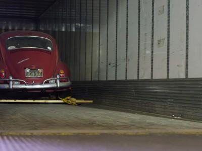 Η ανακατασκευή ενός Volkswagen Beetle του 1966