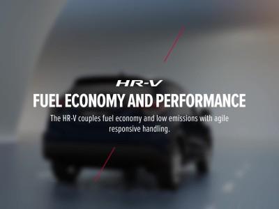 Honda HR-V 2019 - Fuel Economy & Performance