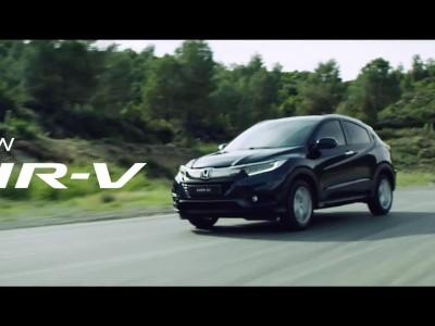 Honda HR-V 2019 teaser