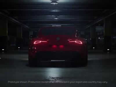 Η νέα Toyota Supra 2019