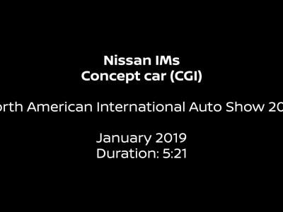 Νέο Nissan IMs concept