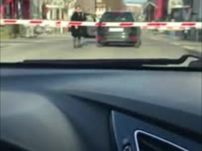 Τρένο συγκρούστηκε με αυτοκίνητο στην Ελβετία