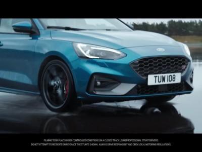 Το νέο Ford Focus ST 2019