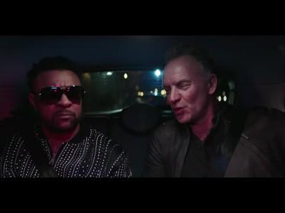 Νέα διαφημιστική καμπάνια της Fiat πρωταγωνιστές τους Sting & Shaggy