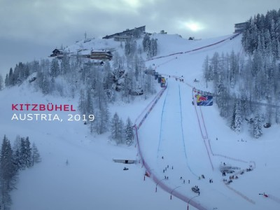 Audi e-tron στην πίστα Ski