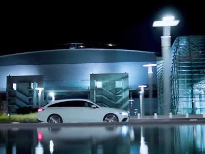Η νέα Mercedes-Benz CLA Shooting Brake στη Γενεύη
