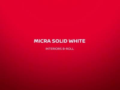 Νέο Nissan Micra 1.0 turbo εσωτερικό