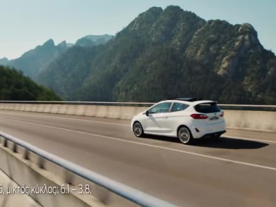 Ford Fiesta ST-Line ad - Ford Finance - MyFiesta 2019