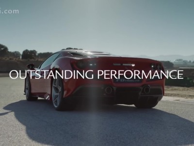 Ferrari F8 Tributo στον δρόμο και στην πίστα