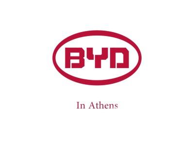 Το ηλεκτρικό αστικό λεωφορείο BYD στην Ελλάδα!