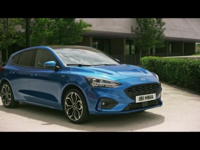 Ford Focus 2019 driving experience